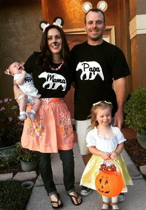 family halloween costumes  colorful unified