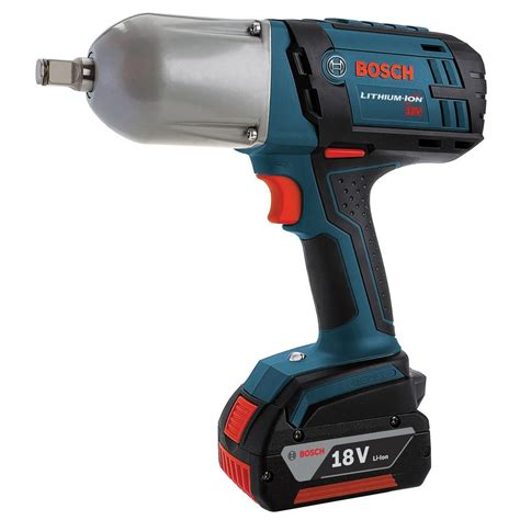 bosch 18 volt lithium ion cordless electric 1 2 in high