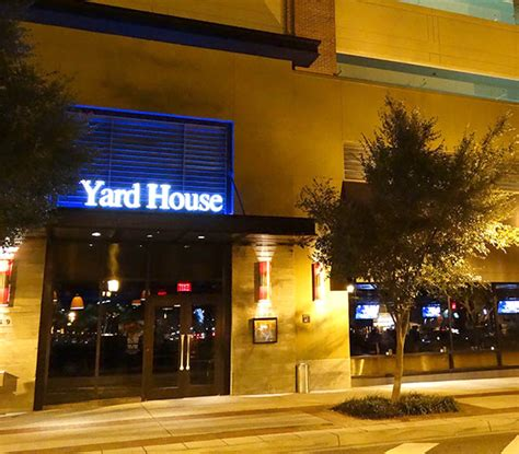 Virginia Beach Town Center Locations Yard House Restaurant