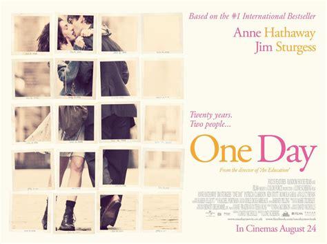 one day film poster secci 243 n visual de one day siempre el mismo d 237 a