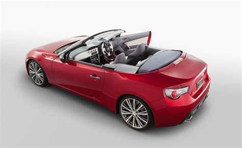 convertible toyota 2017 2018 toyota gt 86 convertible review specs 2018 release