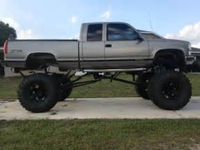 buy used mud truck lifted truck chevy