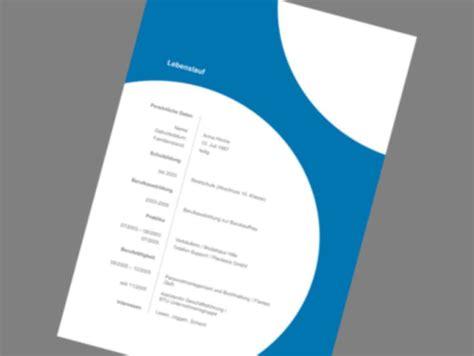 Anschreiben Design Vorlage Kostenlos musterbewerbung vorlagen bewerbung agentur