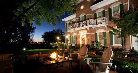 romantic bed and breakfast galena illinois bed and breakfast wedding venue cloran mansion