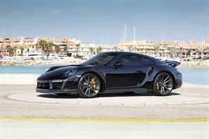 Porsche 911 Gtr Topcar S 2017 Porsche 911 Turbo S Stinger Gtr Is A