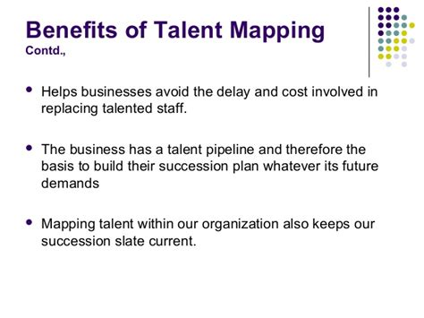 talent mapping template talent mapping