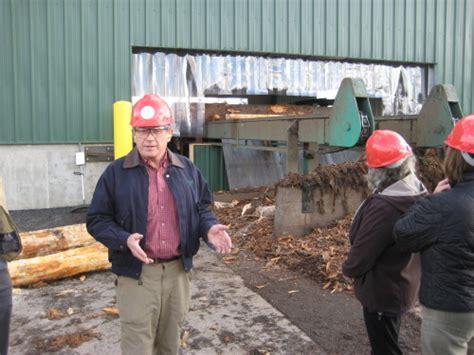 grlt saturday grlt hosts robbins lumber tour penbay pilot