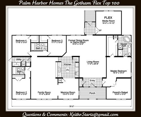 florida home floor plans modular home floor plans florida cottage house plans