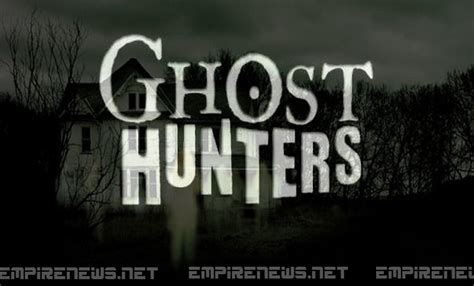 film about ghost hunters fake empire news