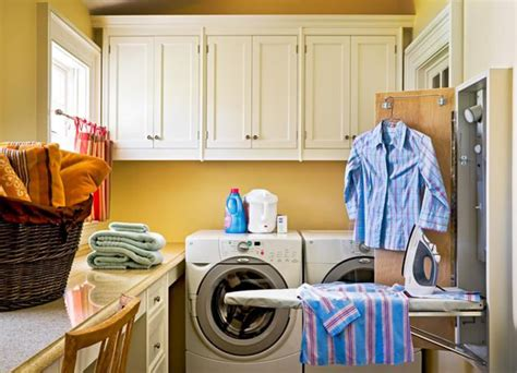 the iron room simplifying remodeling designer s touch 10 tidy laundry rooms