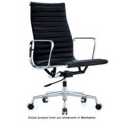 Home gt eames office chair aluminum group style executive chair