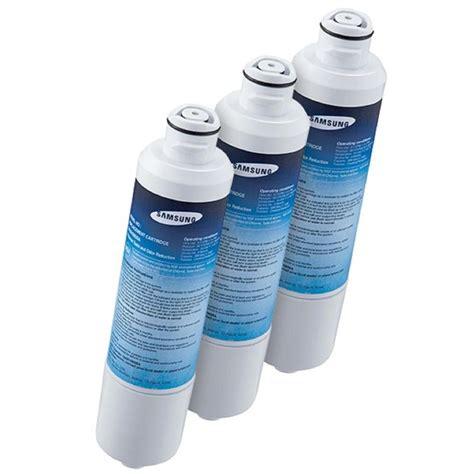 samsung refrigerator water filter 3 pack haf cin 3p the home depot