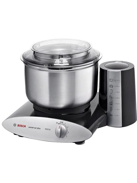Kitchen: awesome Bosch Universal Plus Kitchen Machine