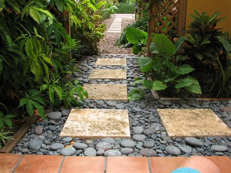 landscaping pebbles look pretty bistrodre porch and