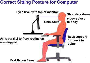tennis chair posture posture posture neck the physio nook