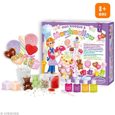 kit de cuisine enfant kit cuisine mon kiosque 224 marshmallow jeux cr 233 atifs de 6
