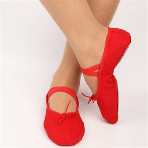 vogue children canvas ballet shoes slippers