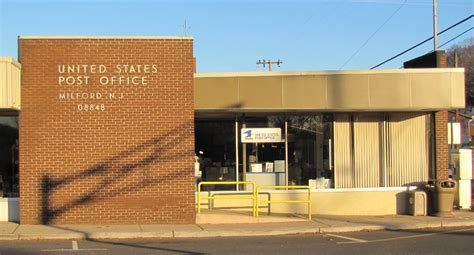 milford new jersey post office photo