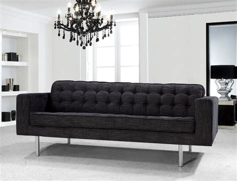 Modern Couches Nyc by Mid Century Modern Sofa 0716 Modern Sofas New York