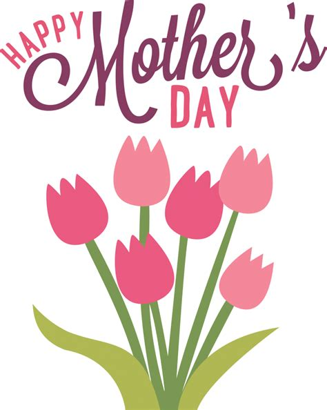 s day clip free happy mothers day clipart images black and white