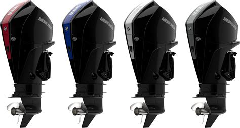 mercury outboard motor lineup mercury marine introduces new v 6 fourstroke outboard