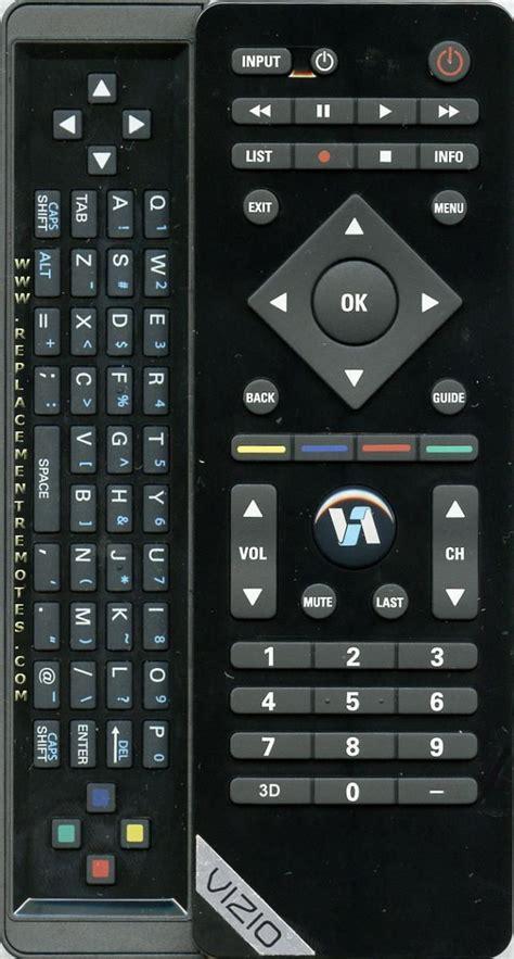 Buy Vizio Vur103d 098003060800 Tv Remote Control
