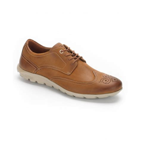 wingtip shoes rockport rockport truwalkzero touring wingtip shoe