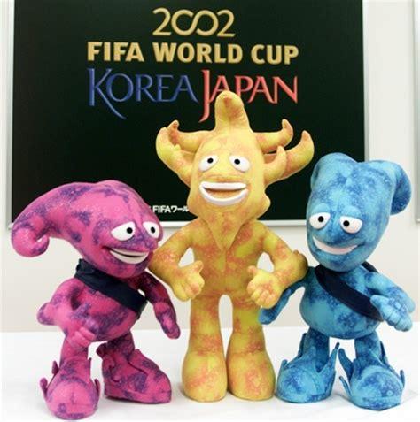 Photos: FIFA World Cup mascots of the decade - Rediff Sports Fifa 2002 Mascot