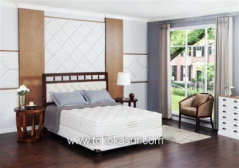 Bed Guhdo 2 In 1 Sapphire 100x200 Hb Bravo Set guhdo emerald springbed series