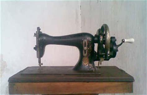 Mesin Jahit Engkol djadoel antik mesin jahit engkol