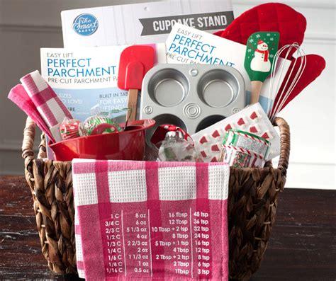 Kitchen Gifts For Friends Diy Baking Gift Basket Food Lovin Family