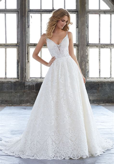 Wedding Dress by Kasey Wedding Dress Style 8204 Morilee
