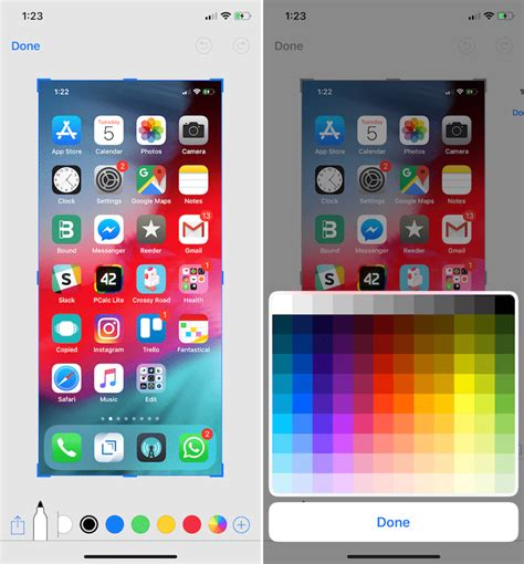 ios color picker 100 coolest new ios 12 features you need to
