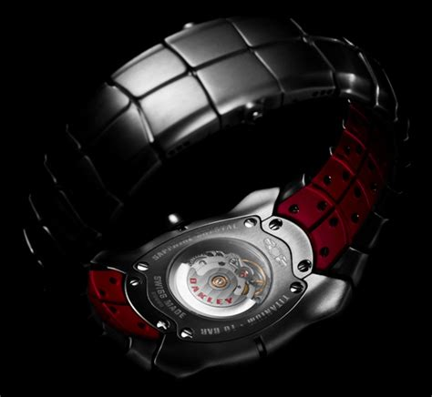 Oakley Time Bomb Ii by Oakley Time Bomb Ii Remembered Ablogtowatch