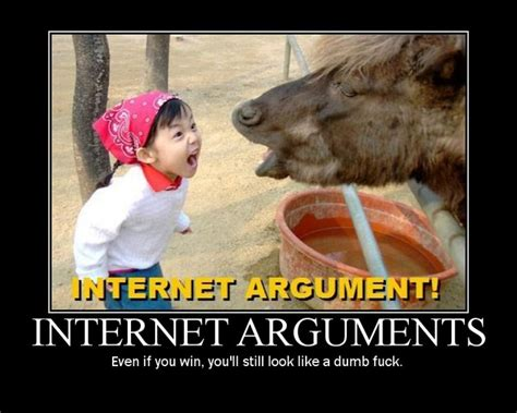 Internet Argument Meme - crunchyroll forum anime motivational posters page 2585