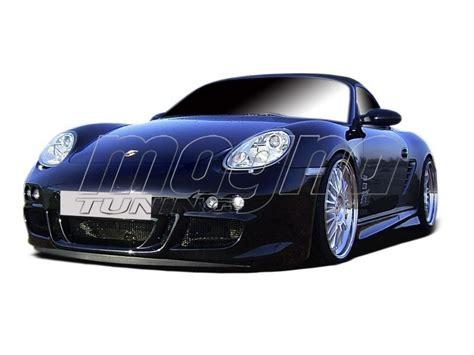 Porsche Boxster Body Kit by Porsche Boxster 987 Sportline Body Kit