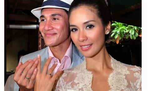 inilah pasangan selebriti indonesia terfavorit sepanjang 2013 tribunnews