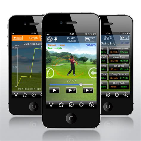 swing analyzer software pro swing analyzer ios version 3bays golf touch