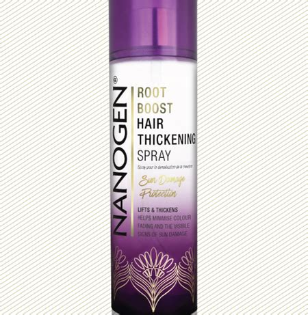 how to thicken hair roots think you know nanogen playbuzz
