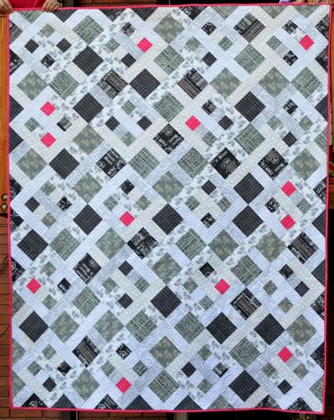 Black And Quilts by Picket Fence Black And White Quilt Favequilts