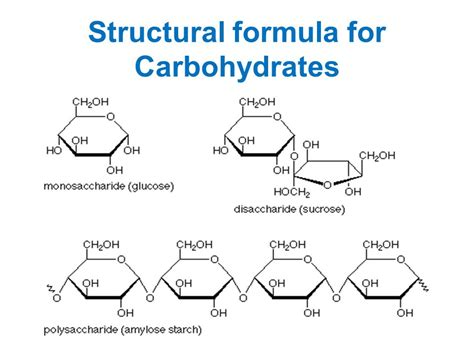 2 structural carbohydrates biomolecules another name for a biomolecule is a
