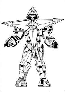 mewarnai gambar robot terbaru