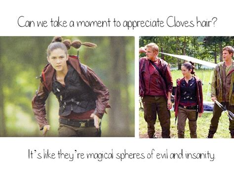 hunger games hairstyles clove 17 images about clove on pinterest posts the hunger
