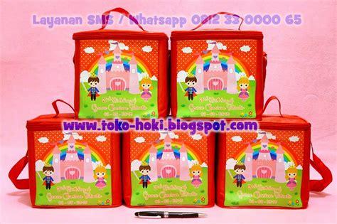 Souvenir Lunch Bag Lb Tas Makan Anak 1 souvenir ulang tahun anak murah new tas petak
