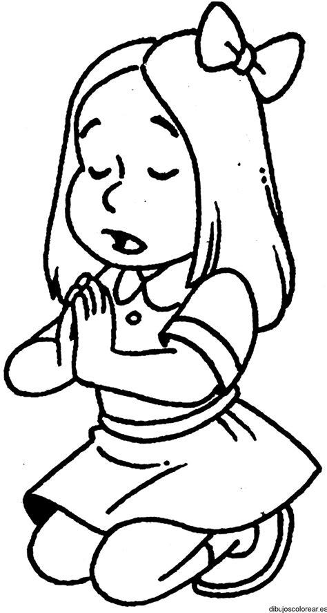 dibujos para colorear de nios orando imagui dibujos de ni 241 os y ni 241 as orando para colorear imagui