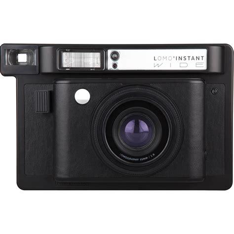 lomo digital lomography lomo instant wide black li200b b h photo