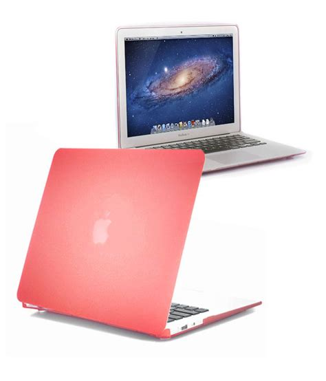 Best Seller Matte Macbook Air 11 2010kharido matte rubberised for macbook air 11 6 inch top and bottom see thru