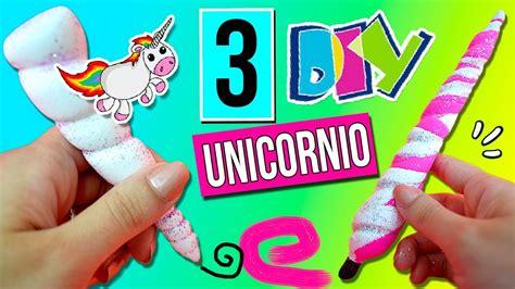manualidades faciles 3 diy para 3 diy de unicornio bol 237 grafo labial y pincel