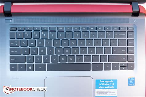 Keyboard Hp 14 hp pavilion 14t ab000 k9e07av notebook review notebookcheck net reviews