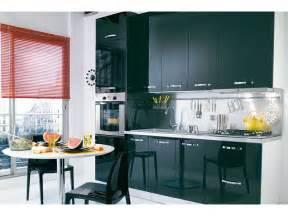 Charming Chambre Noir Et Or #14: Photo-decoration-cuisine-keywest-noir-conforama-avis-6.jpg